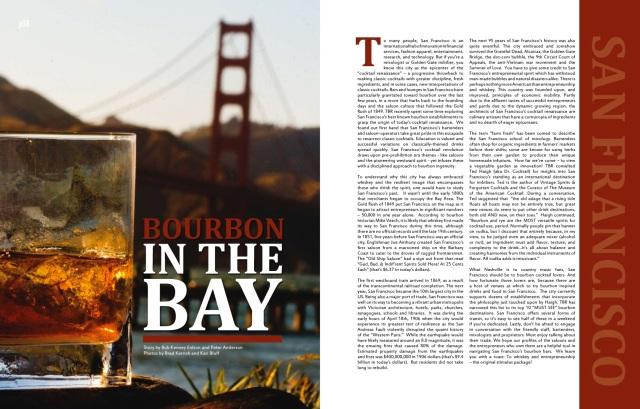 Bourbon Review